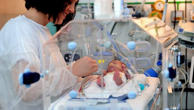 Диагностика и врачебная помощь при преждевременных родах