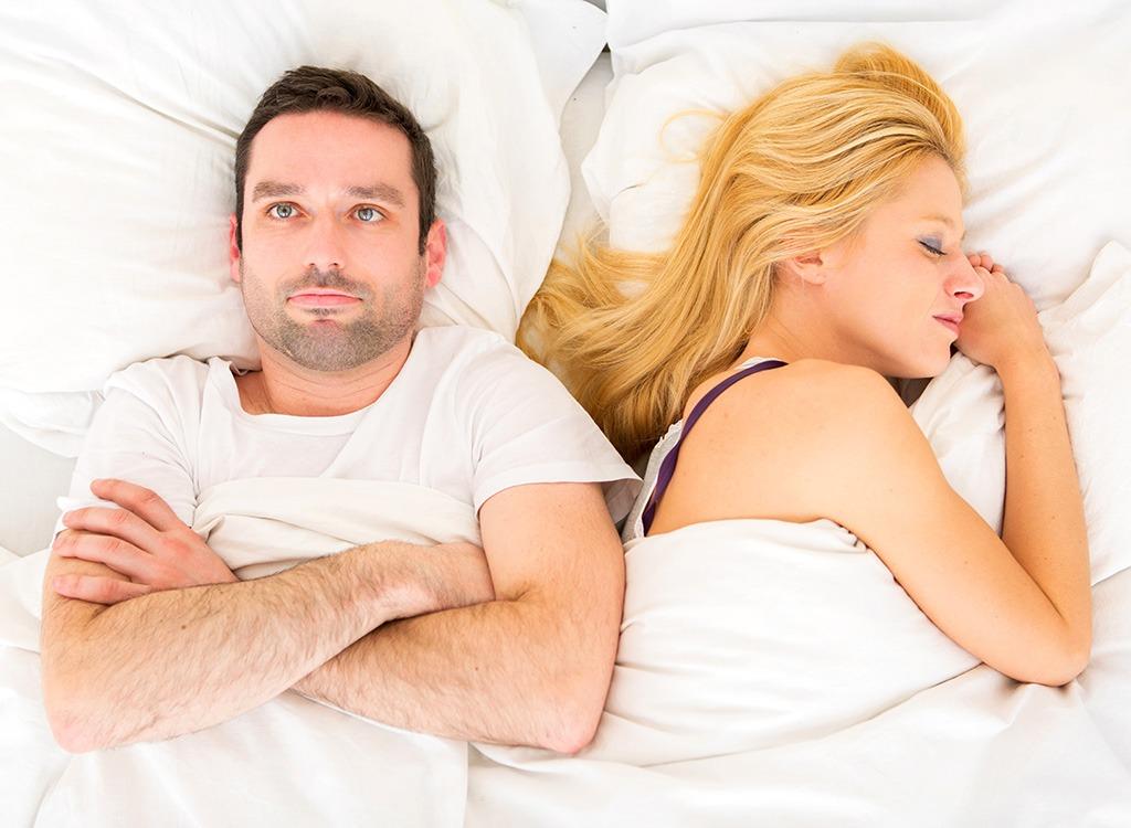 Причины снижения либидо у мужчин